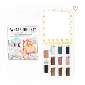 theBalm What's The Tea Palette in Ice Tea